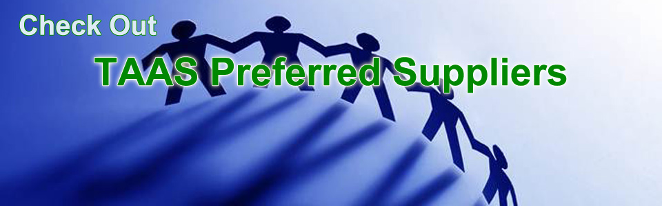 TAAS Preferred Suppliers